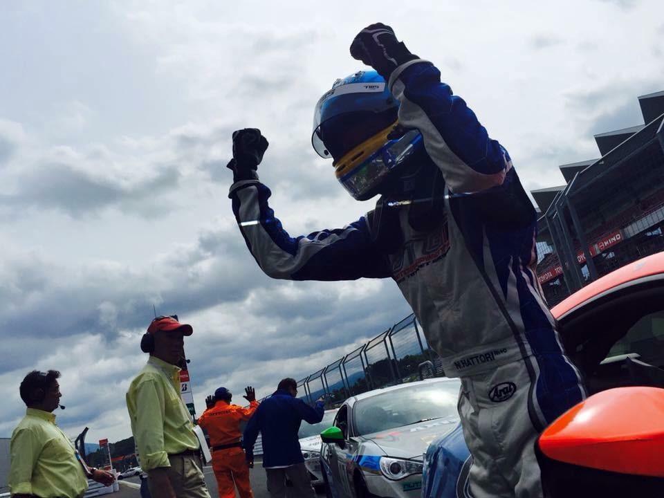 86レース 決勝!ポールトゥーウ...