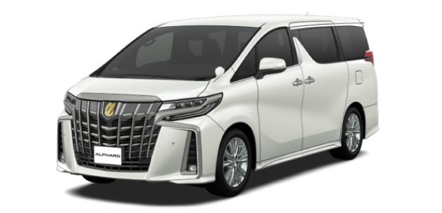"ALPHARD<br>S""TYPE GOLD"""